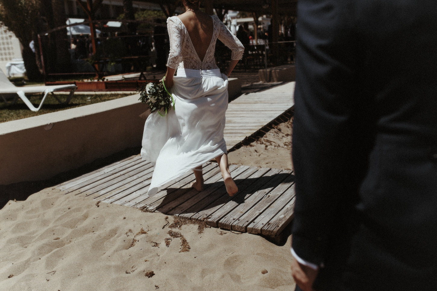 Mar & Fer | Boda en la playa de Denia